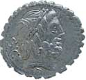 Antonius Balbus Coin